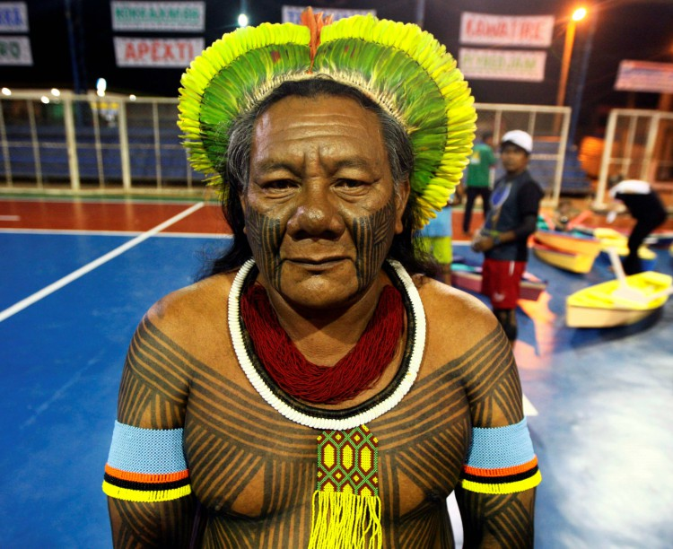 Mario Fernandes Transfermarkt ~ S u00e3o Félix do Xingué palco da Semana dos Povos Indígenas