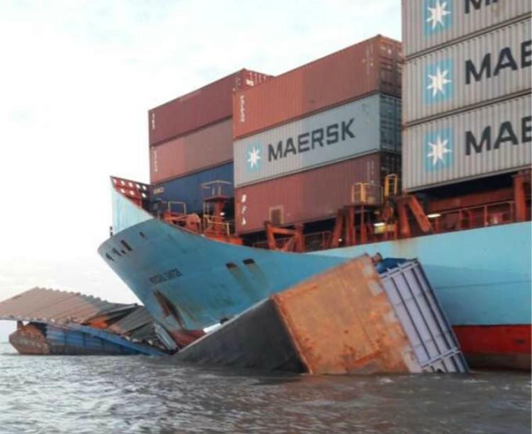 Acidente com navio deixa nove pessoas desaparecidas no rio Amazonas